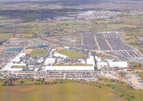 Balmoral Show Traffic Management Specialists - McVeigh Contracts Ltd